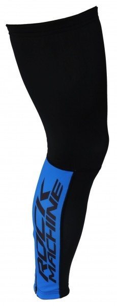 Rock Machine Team lábmelegítő - fekete/kék - L