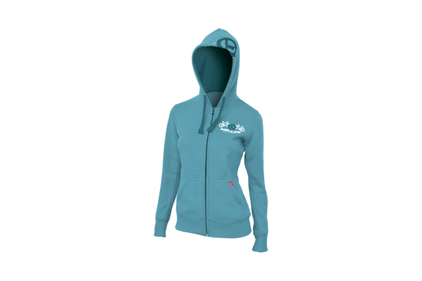 Kellys Basic női pulóver - türkiz - XL