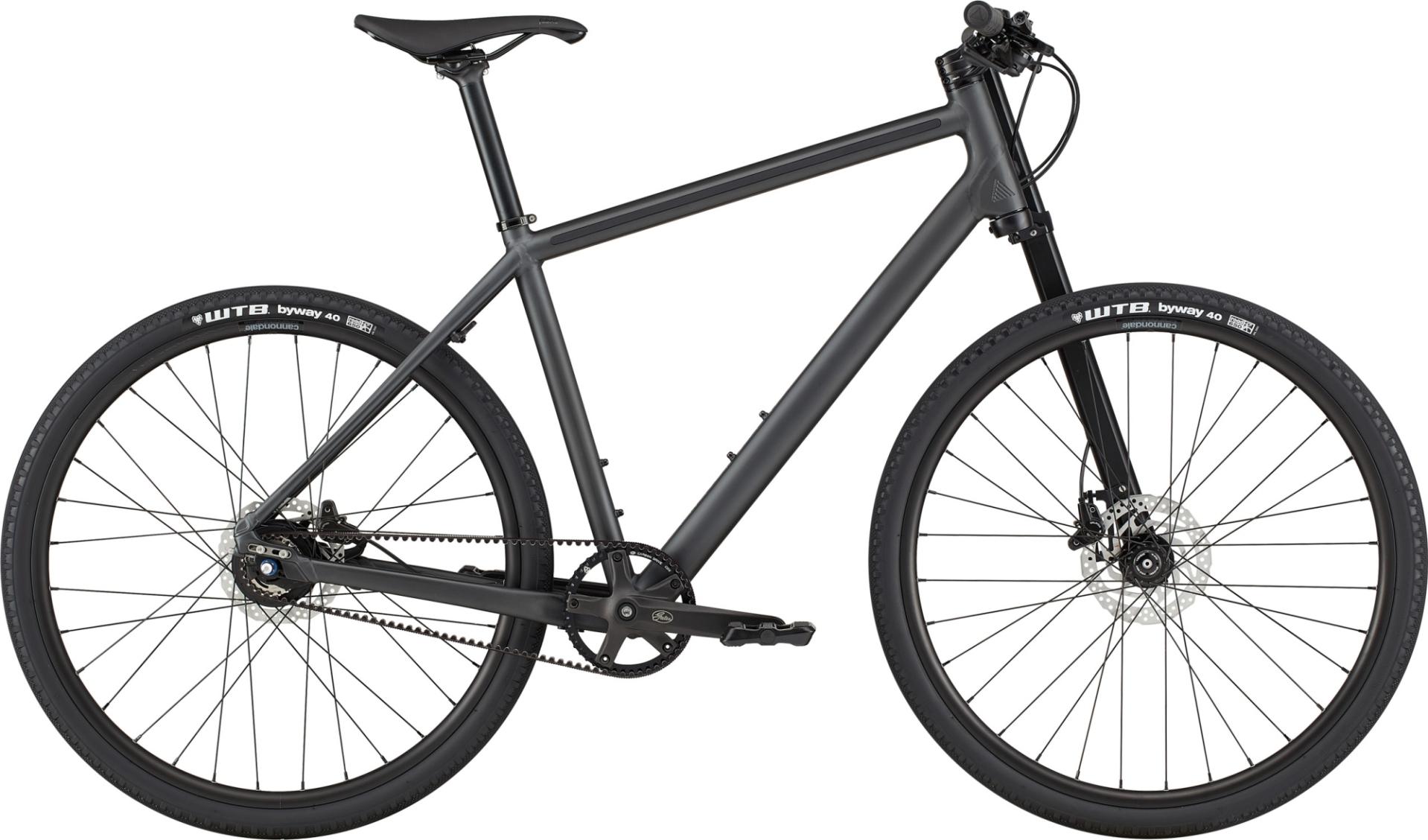 Cannondale Bad Boy 1 férfi cross kerékpár - fekete - L (2020)