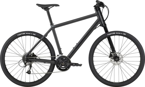 Cannondale Bad Boy 2 férfi cross kerékpár - fekete - S (2020)