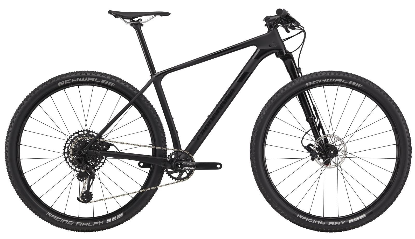 "Cannondale F-Si Carbon 3 férfi 29"" MTB kerékpár - fekete - L (2021)"