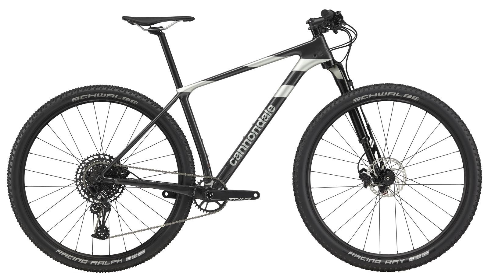 """Cannondale F-Si Carbon 4 férfi 29"""" MTB kerékpár - szürke - M (2020)"""