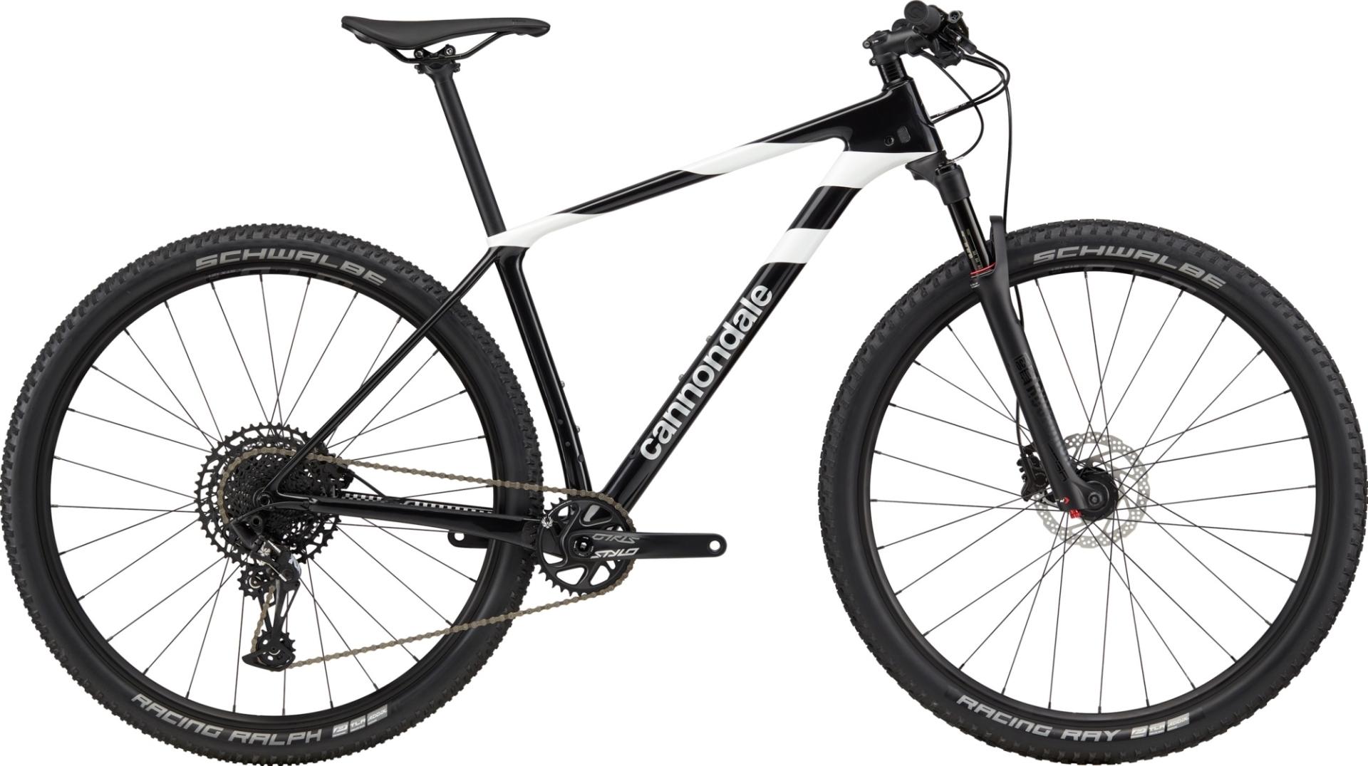 "Cannondale F-Si Carbon 5 férfi 29"" MTB kerékpár - fekete - S (2020)"