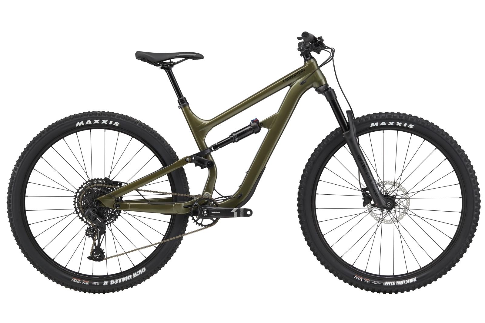 """Cannondale Habit 5 férfi 29"""" Trail kerékpár - L (2020)"""