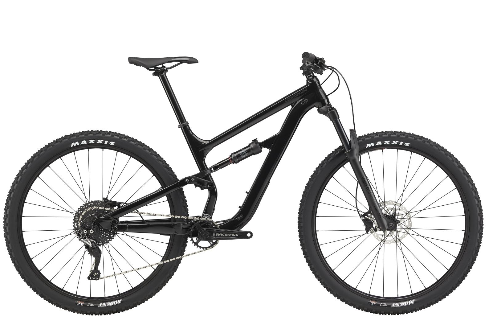 "Cannondale Habit 6 férfi 29"" Trail kerékpár - fekete - M (2020)"