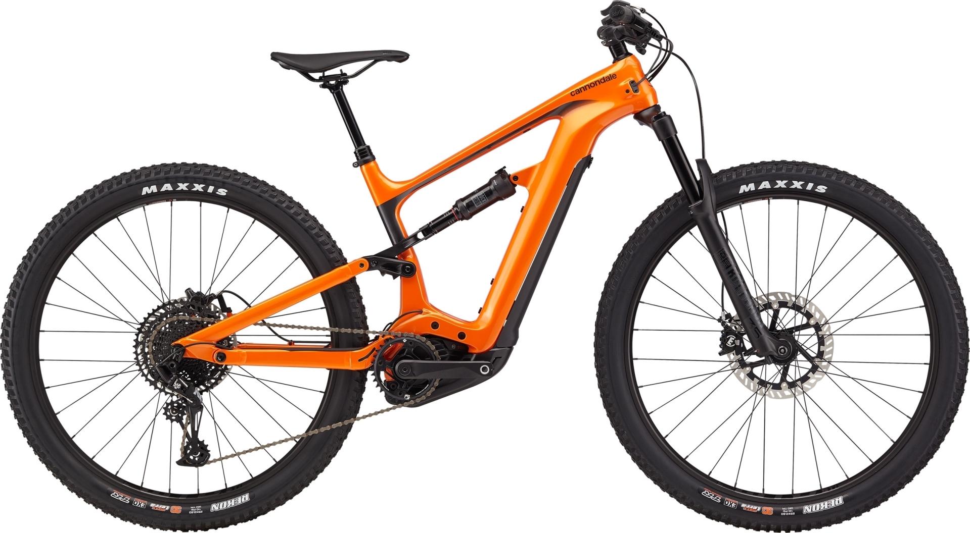 Cannondale Habit Neo 3+ Trail pedelec kerékpár - narancs - L (2020)