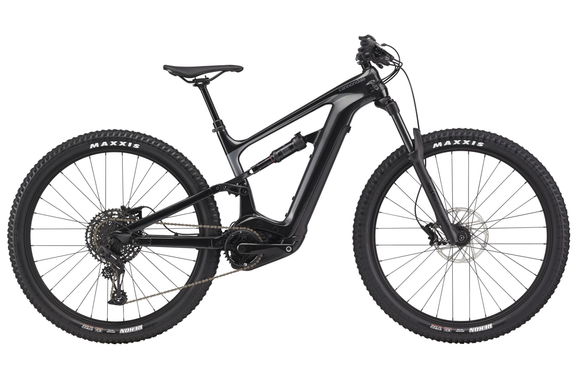 Cannondale Habit Neo 4 Trail pedelec kerékpár - fekete - M (2020)