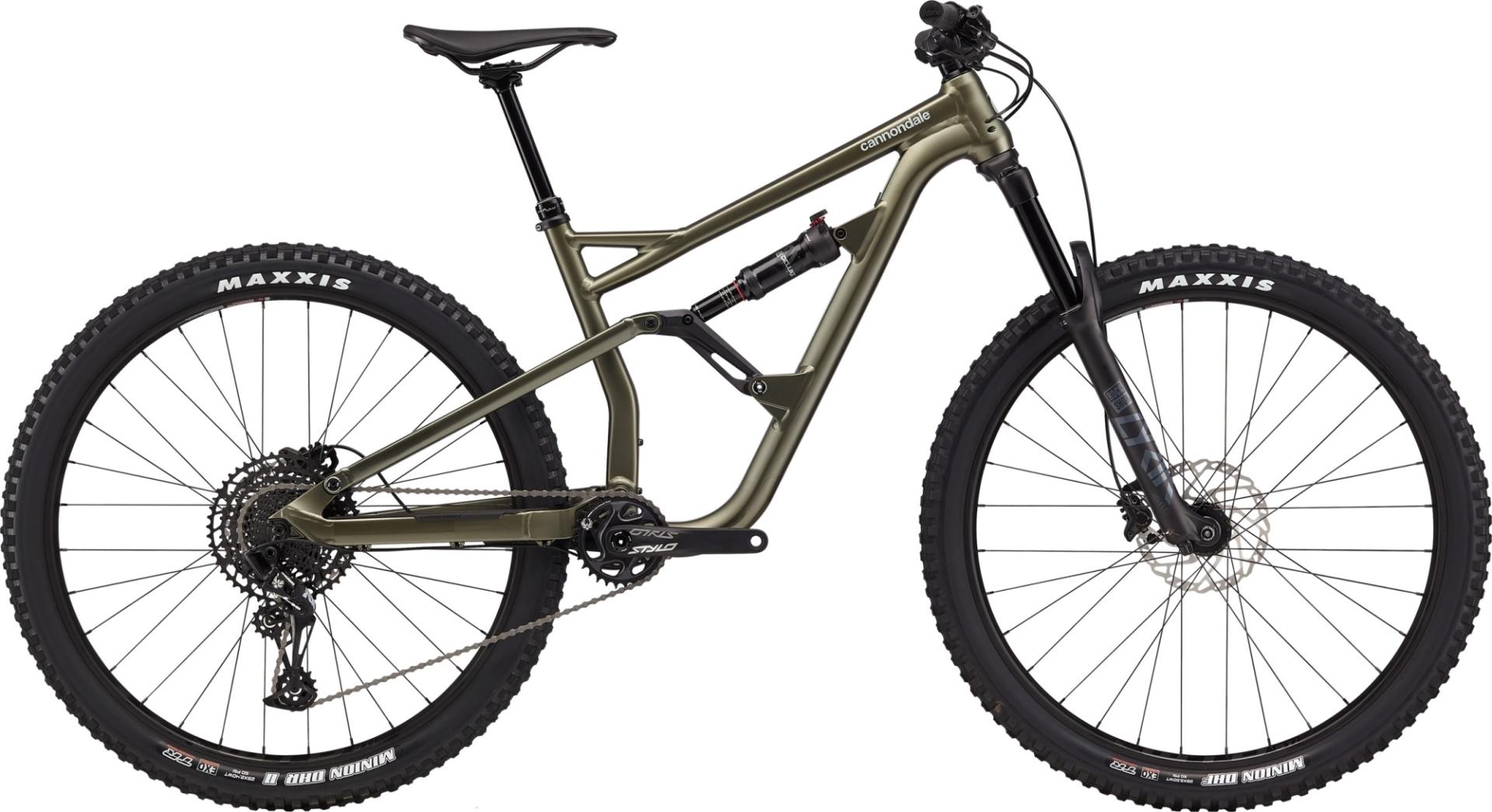 """Cannondale Jekyll 4 férfi 29"""" trail kerékpár - S (2020)"""