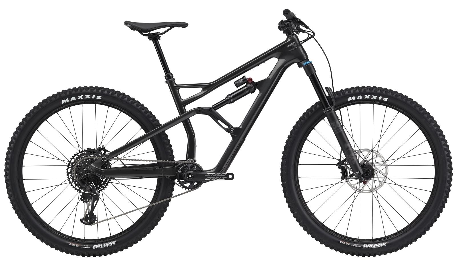 """Cannondale Jekyll Carbon 3 férfi 29"""" trail kerékpár - fekete - XL (2020)"""