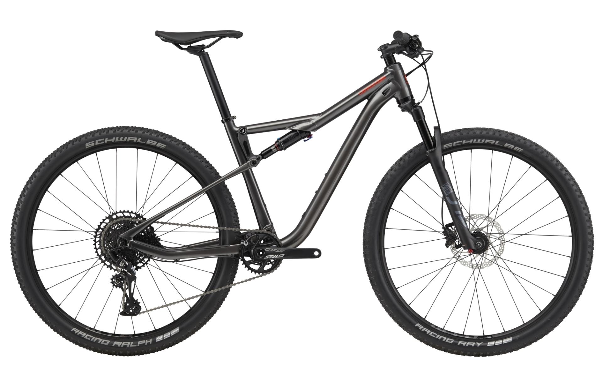 """Cannondale Scalpel Si 5 férfi 29"""" Trail kerékpár - szürke - M (2020)"""