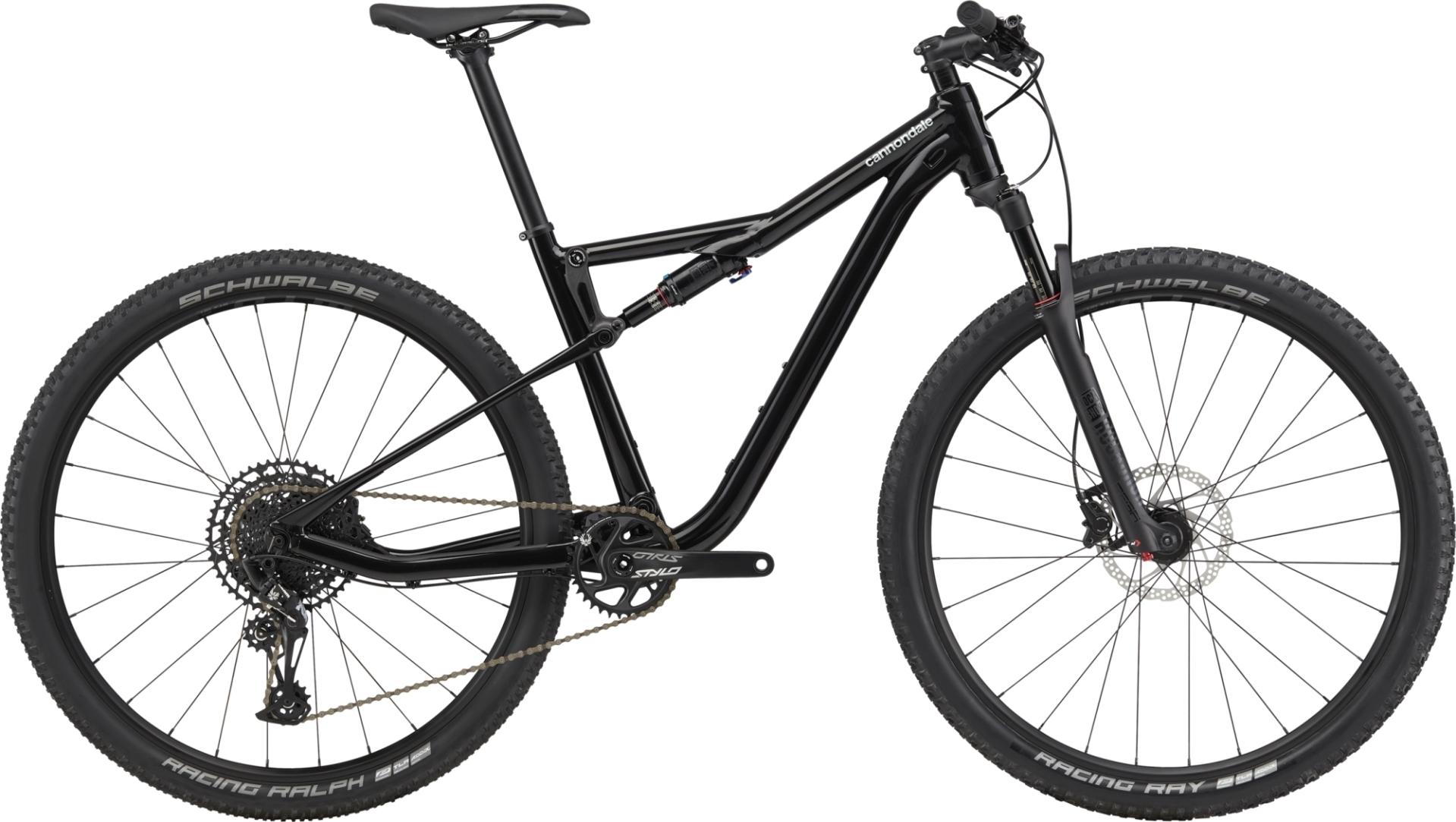 """Cannondale Scalpel Si 6 férfi 29"""" Trail kerékpár - fekete - L (2020)"""