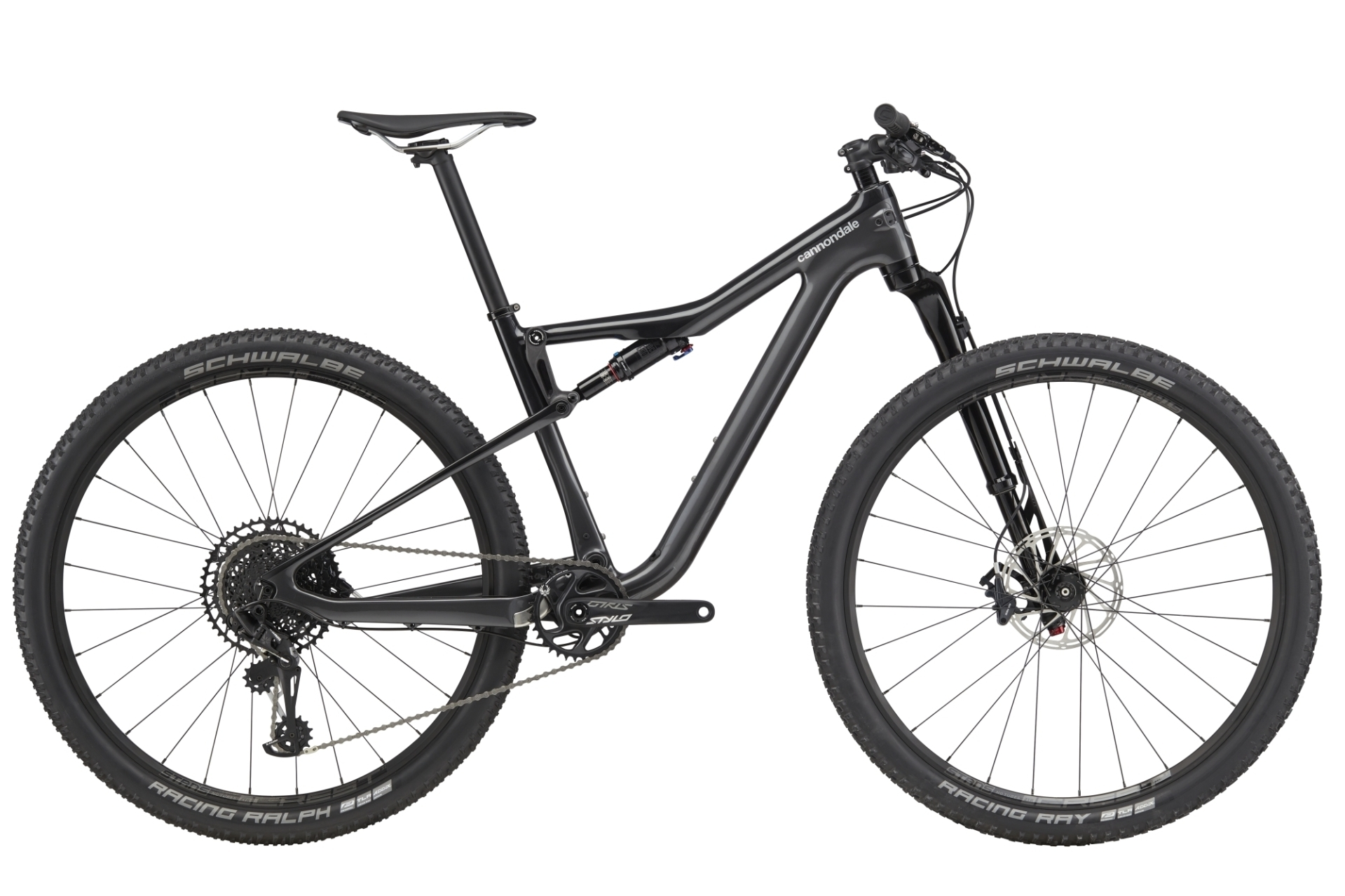 "Cannondale Scalpel Si Carbon 4 férfi 29"" Trail kerékpár - fekete - L (2020)"
