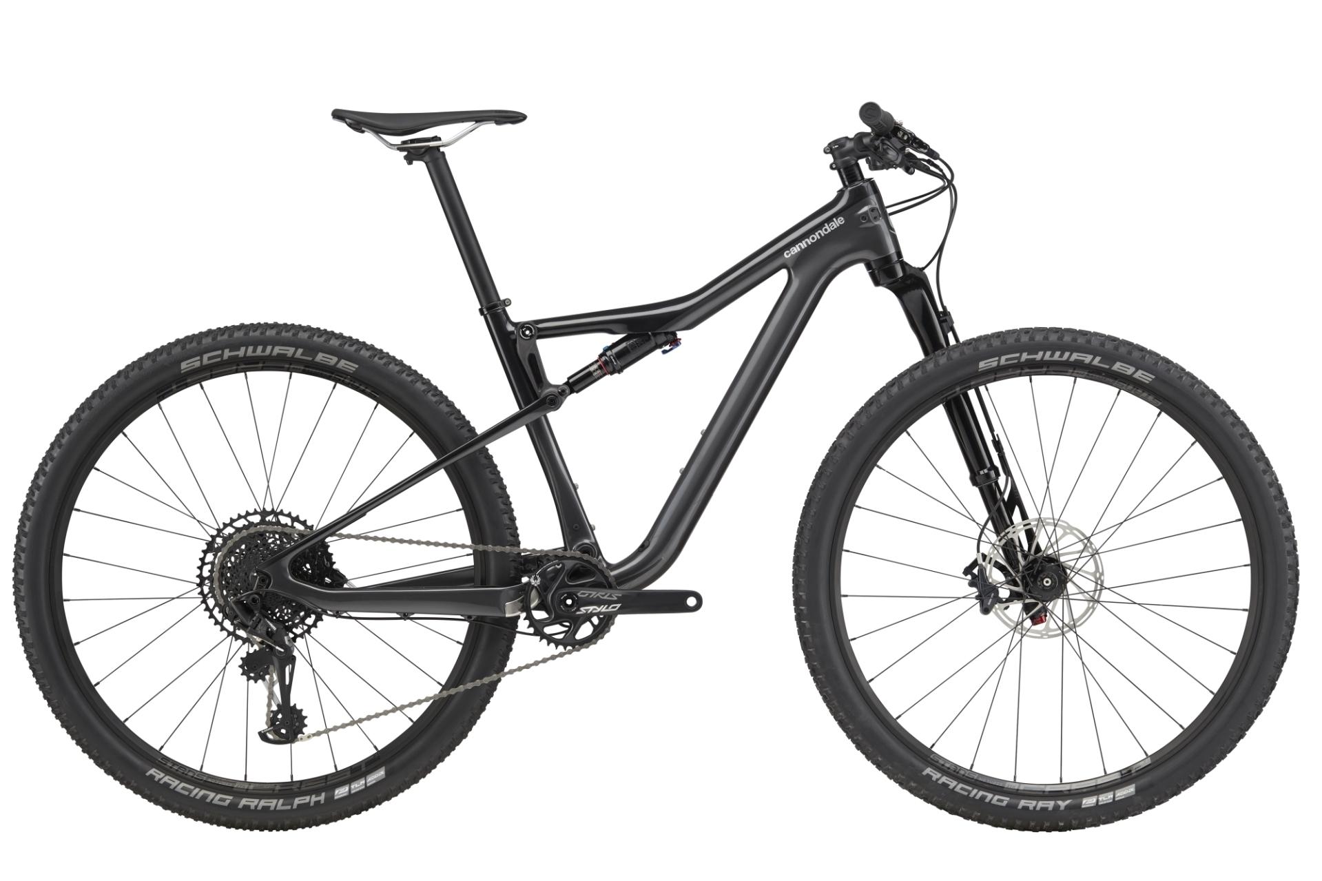 "Cannondale Scalpel Si Carbon 4 férfi 29"" Trail kerékpár - fekete - M (2020)"