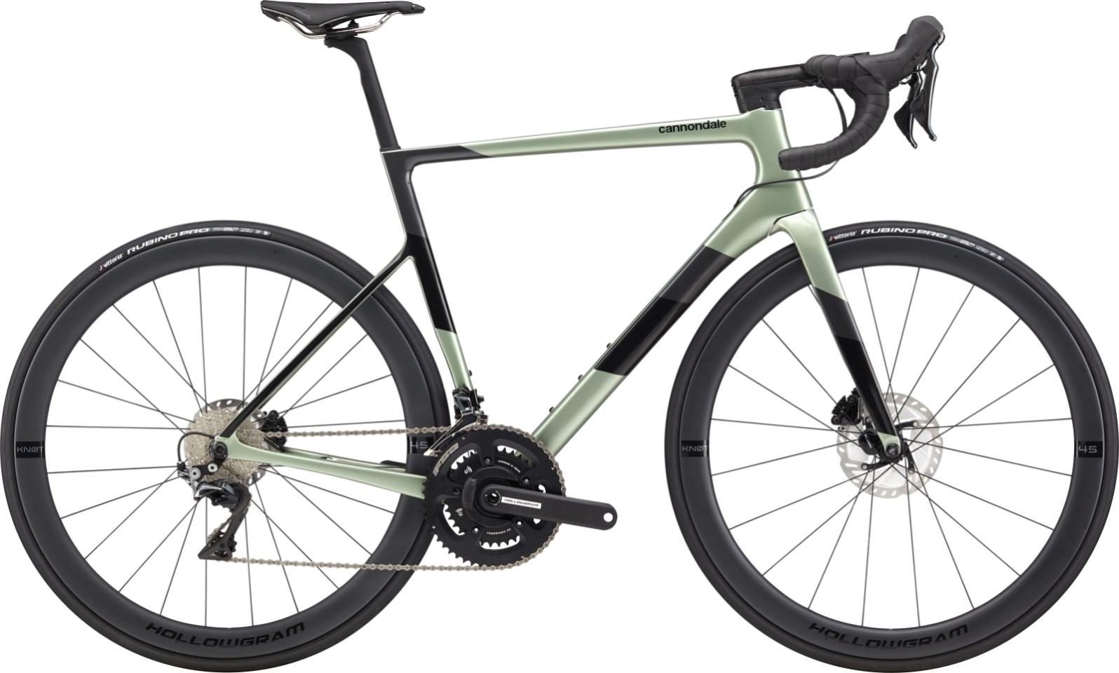Cannondale Super Six Evo Hi-Mod Disc D/A országúti kerékpár - 54 cm (2020)