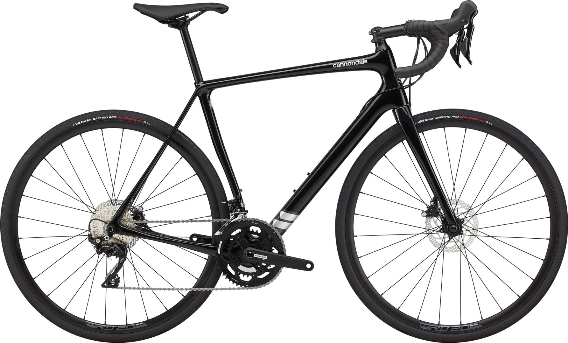 Cannondale Synapse Carbon 105 országúti kerékpár - fekete - 54 cm (2020)
