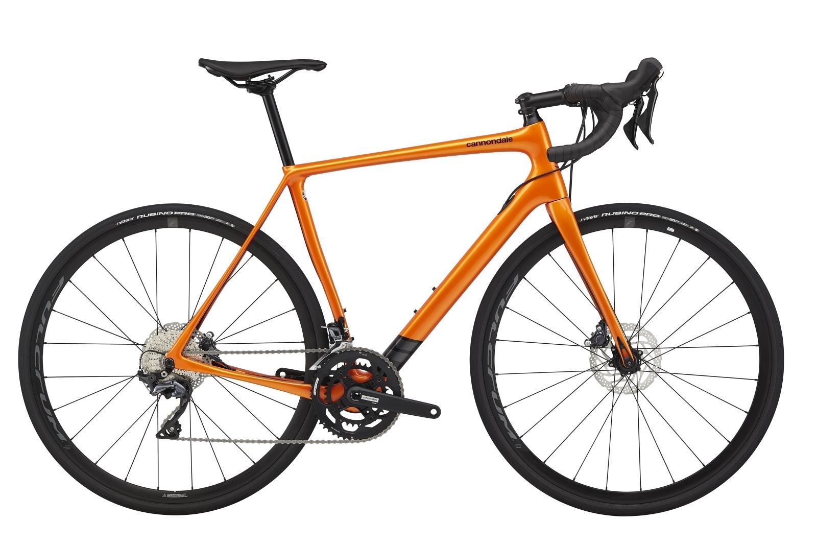 Cannondale Synapse Carbon Ultegra országúti kerékpár - narancs - 56 cm (2020)