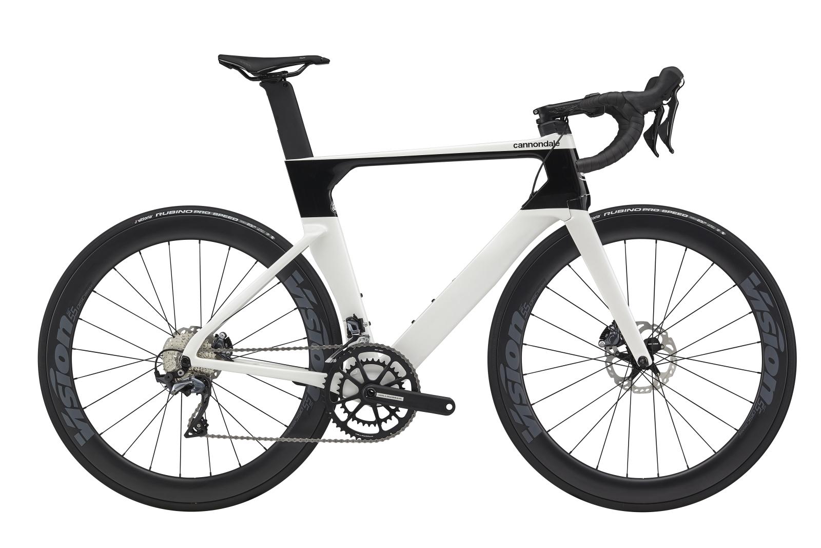 Cannondale System Six Carbon Ultegra országúti kerékpár - fehér - 58 cm (2020)
