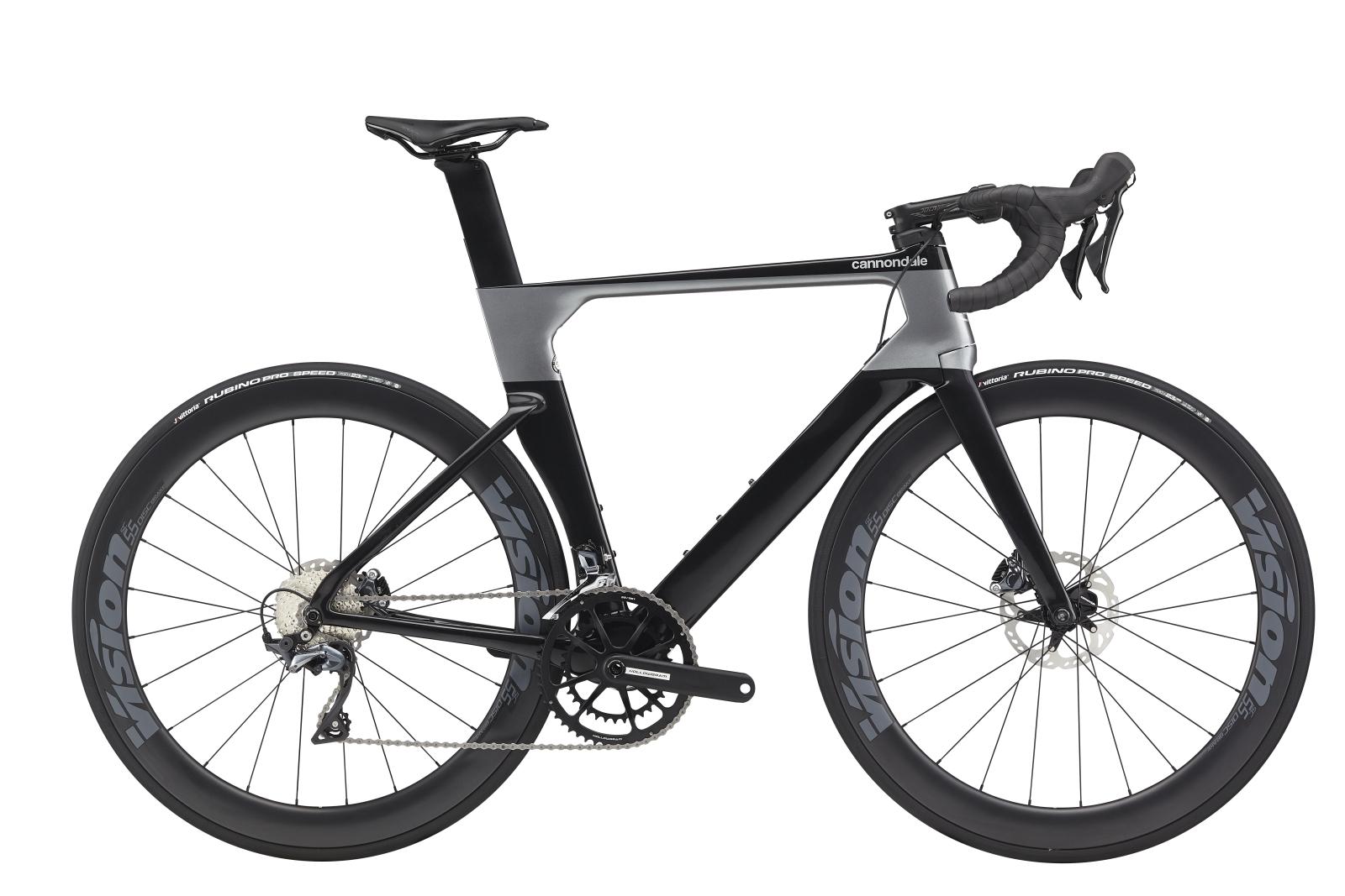 Cannondale System Six Carbon Ultegra országúti kerékpár - fekete - 56 cm (2020)