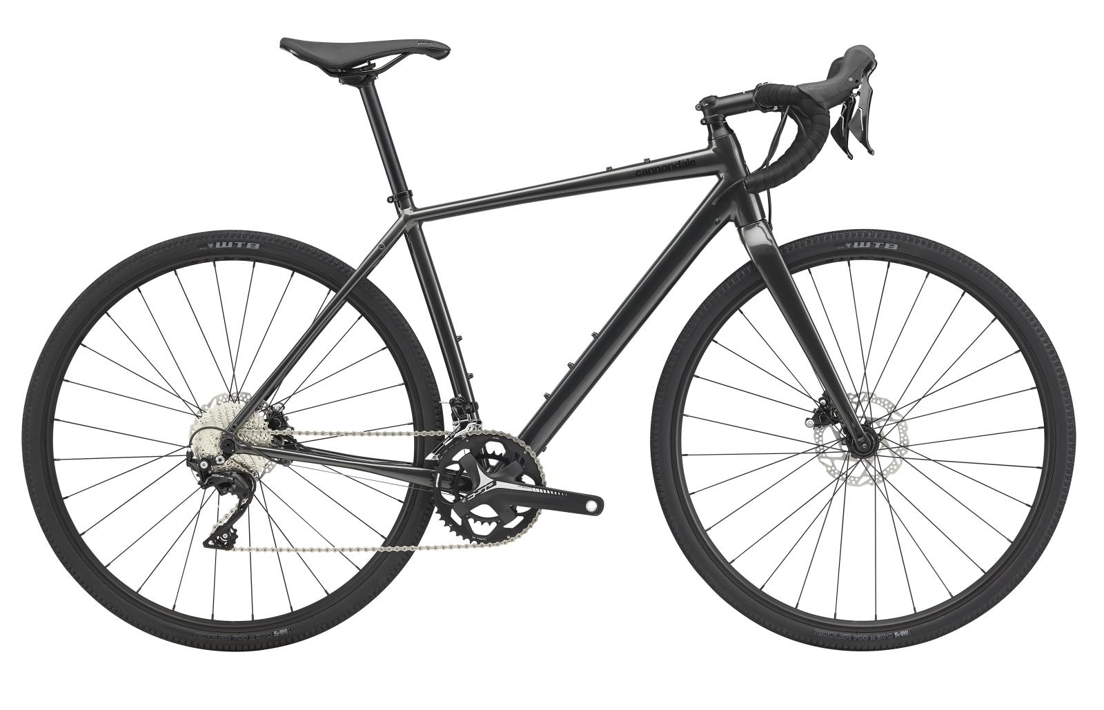 Cannondale Topstone 105 gravel kerékpár - szürke - M (2020)