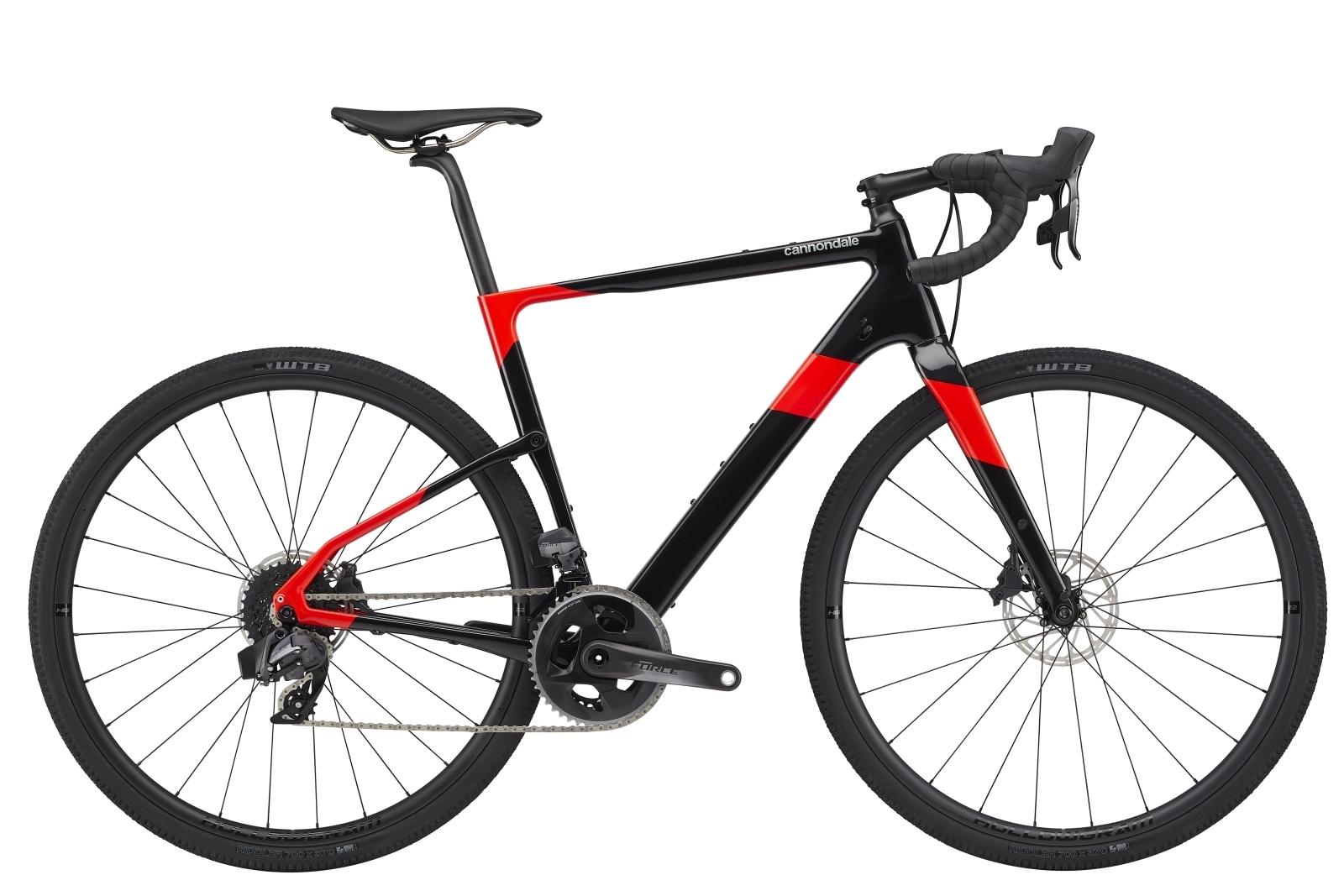 Cannondale Topstone Carbon Force eTAP gravel kerékpár - fekete - L (2020)