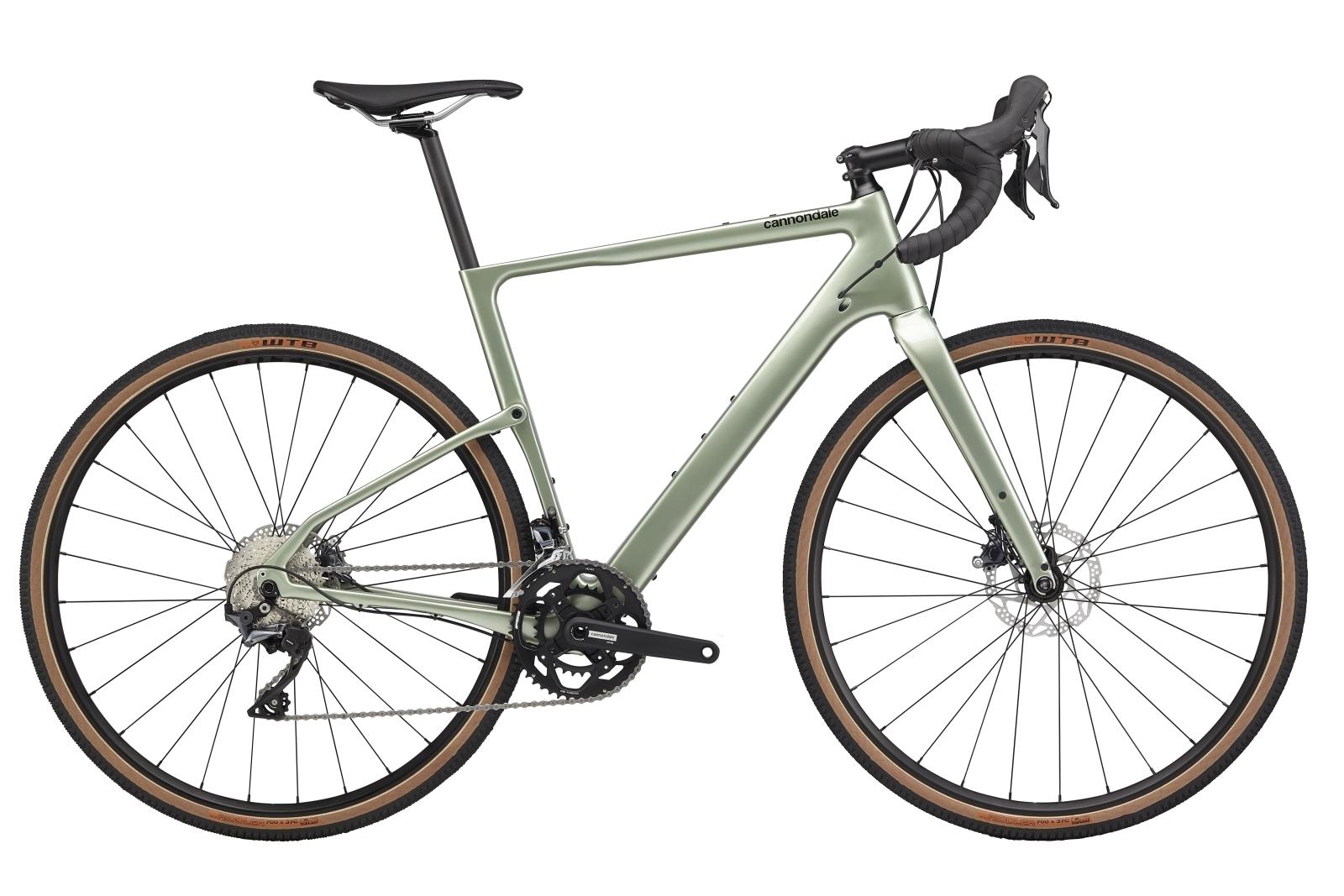 Cannondale Topstone Carbon Ultergra RX 2 gravel kerékpár - L (2020)