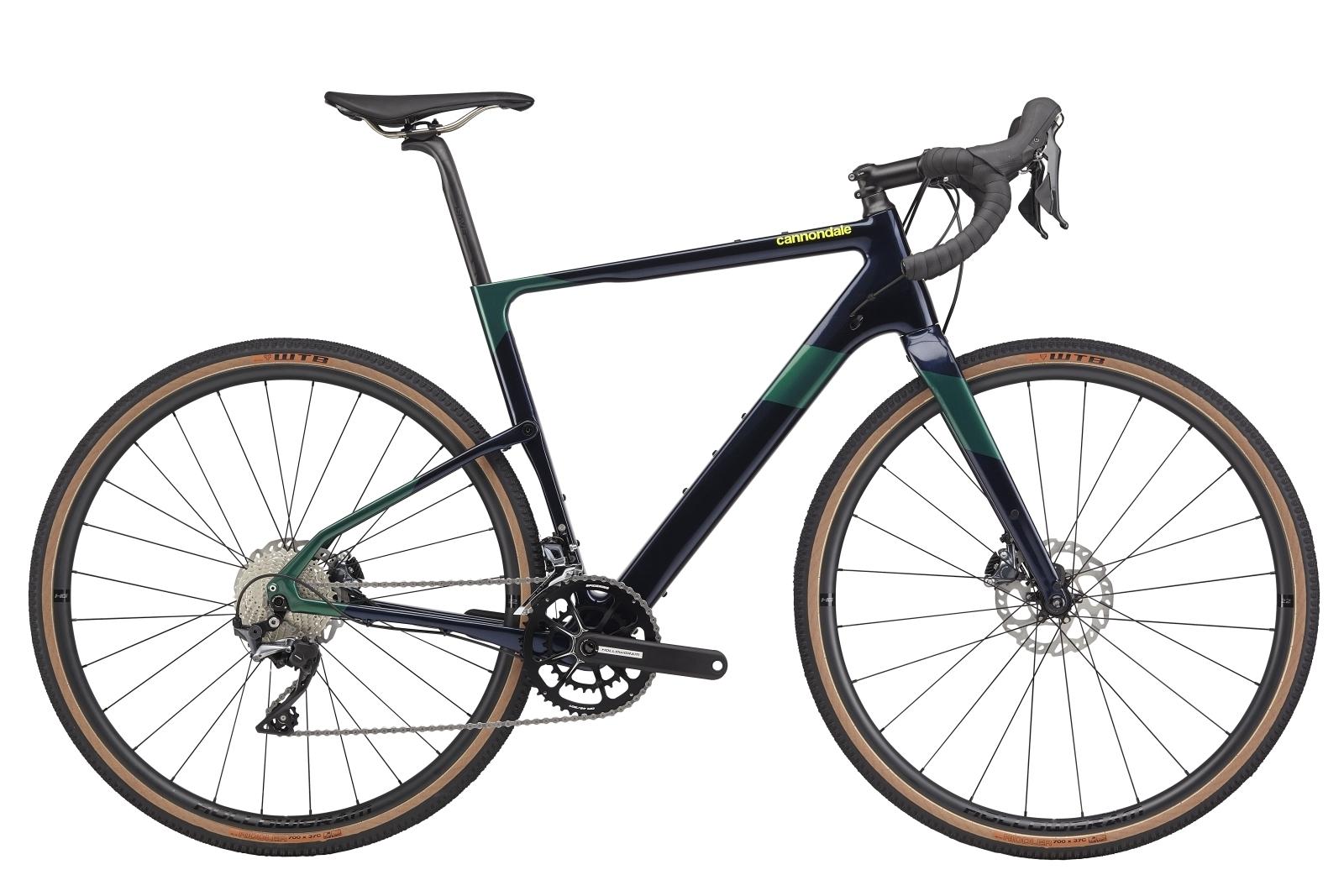 Cannondale Topstone Carbon Ultergra RX gravel kerékpár - sötétkék - M (2020)
