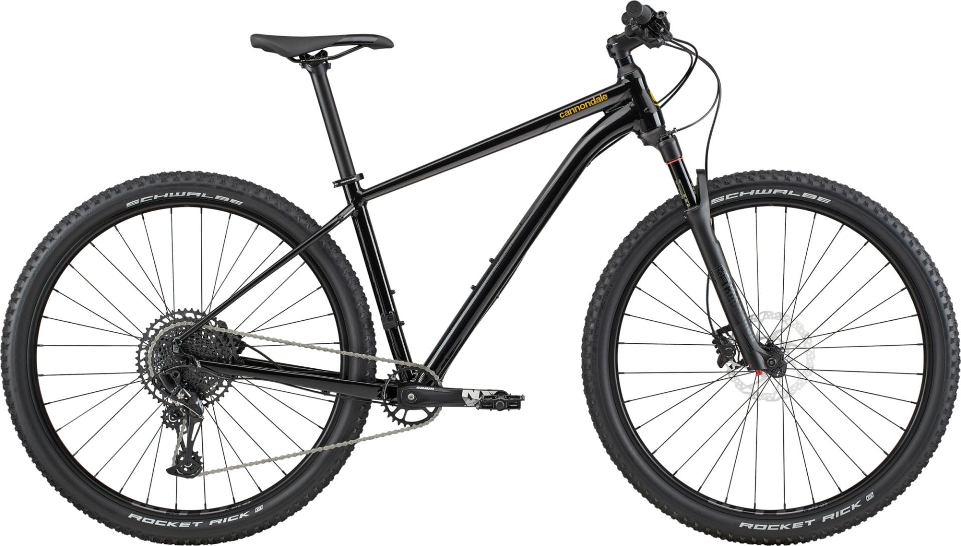 """Cannondale Trail 1 férfi 29"""" MTB kerékpár - fekete - XL (2020)"""