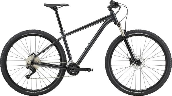 """Cannondale Trail 5 férfi 29"""" MTB kerékpár - szürke - L (2020)"""