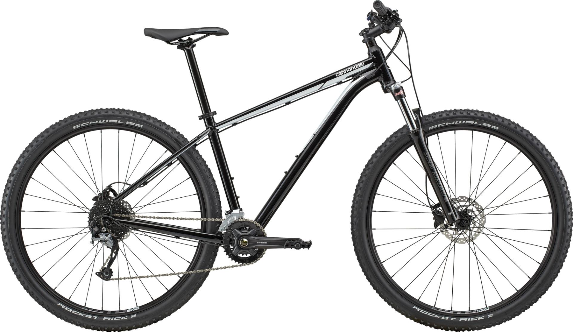 """Cannondale Trail 6 férfi 29"""" MTB kerékpár - fekete - XL (2020)"""
