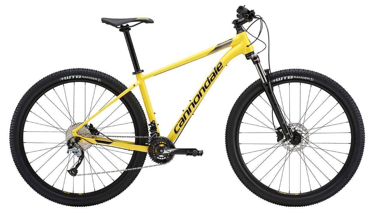 """Cannondale TRAIL 6 férfi 29"""" MTB kerékpár - sárga - XXL (2019)"""