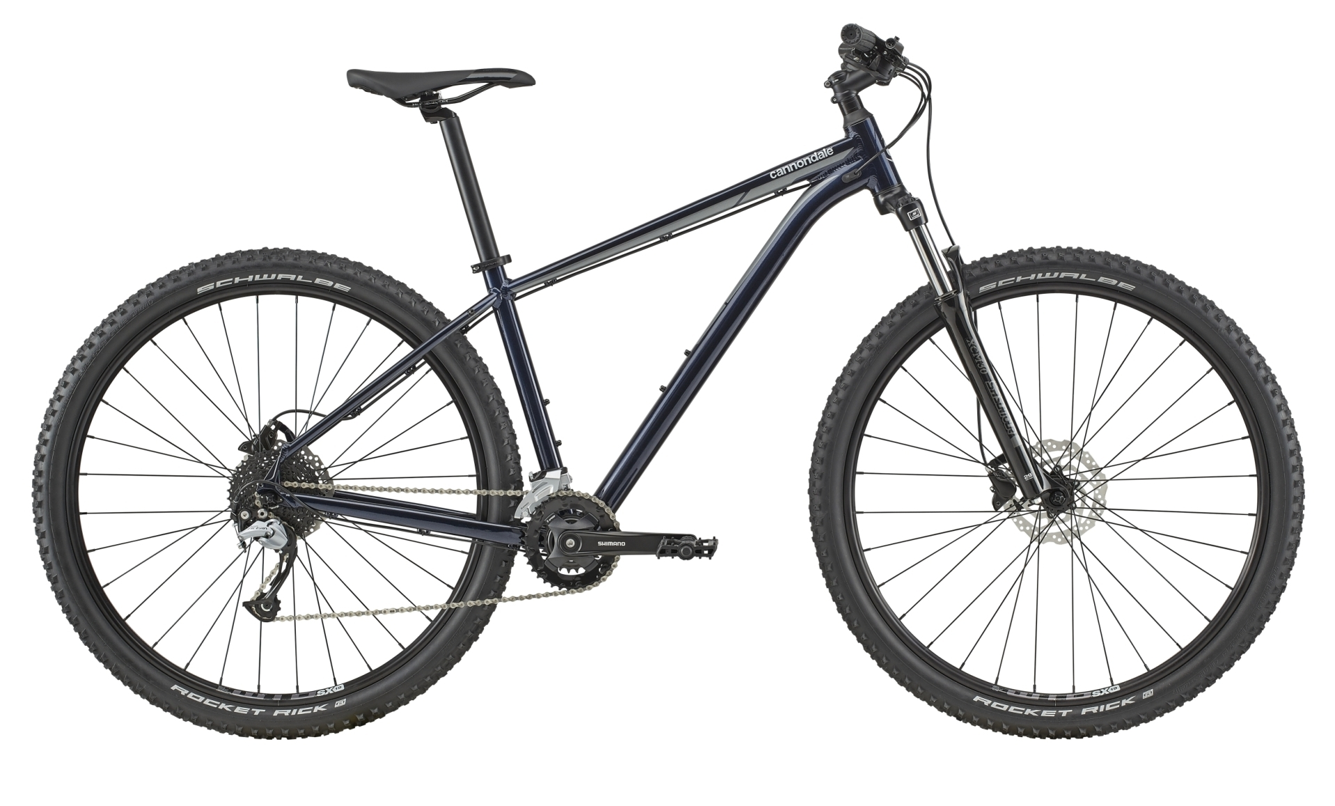 """Cannondale Trail 7 férfi 29"""" MTB kerékpr - sötétkék - XL (2020)"""