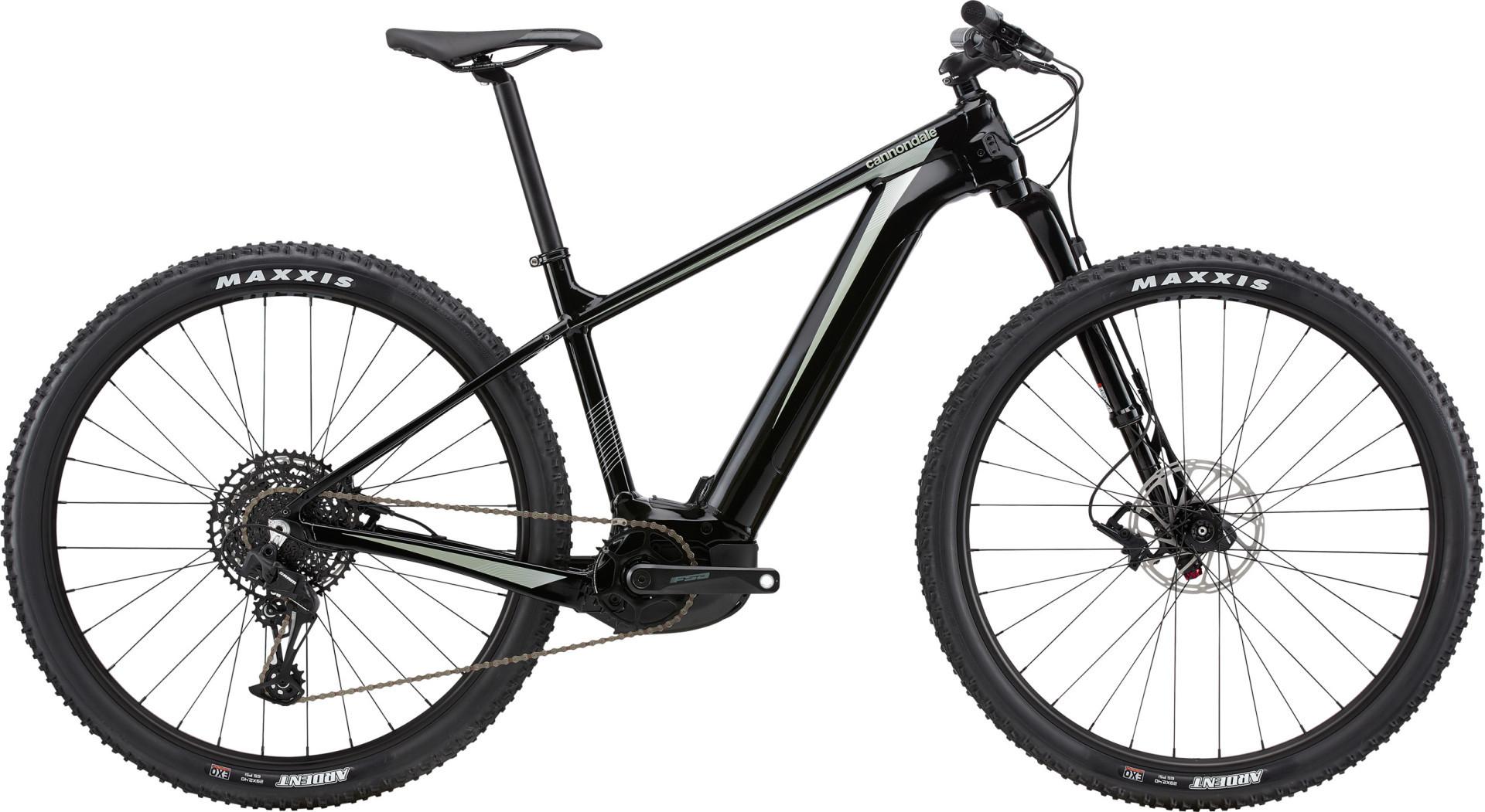 "Cannondale Trail Neo 1 férfi 29"" MTB pedelec kerékpár - fekete - L (2020)"