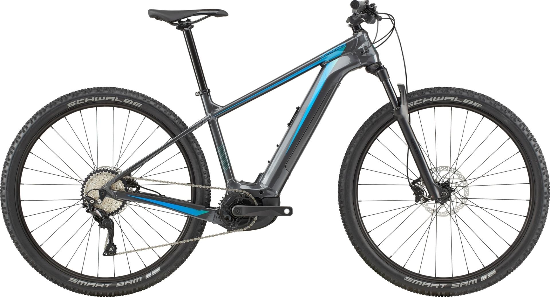 """Cannondale Trail Neo 2 férfi 29"""" MTB pedelec kerékpár - szürke - M (2020)"""