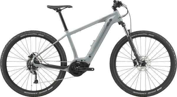 """Cannondale Trail Neo 3 férfi 29"""" MTB pedelec kerékpár - szürke - L (2020)"""