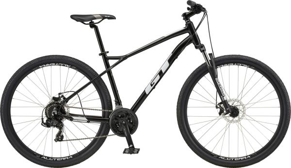 """GT Aggressor Sport férfi 27.5"""" MTB kerékpár - fekete - XS (2020)"""