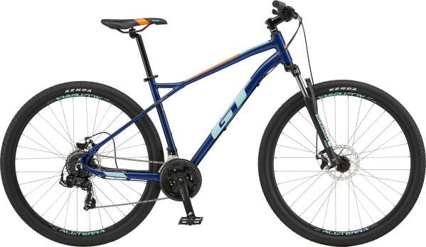 "GT Aggressor Sport férfi 29"" MTB kerékpár - kék - S (2020)"