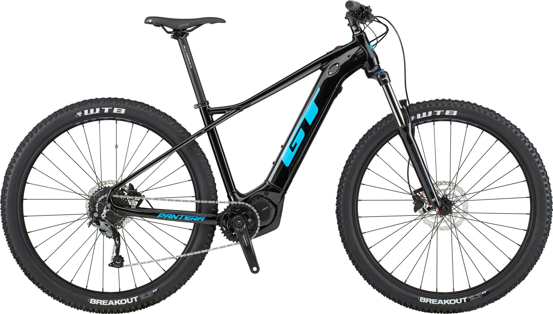 """GT e-Pantera Current férfi 29"""" MTB pedelec kerékpár - fekete - L (2020)"""