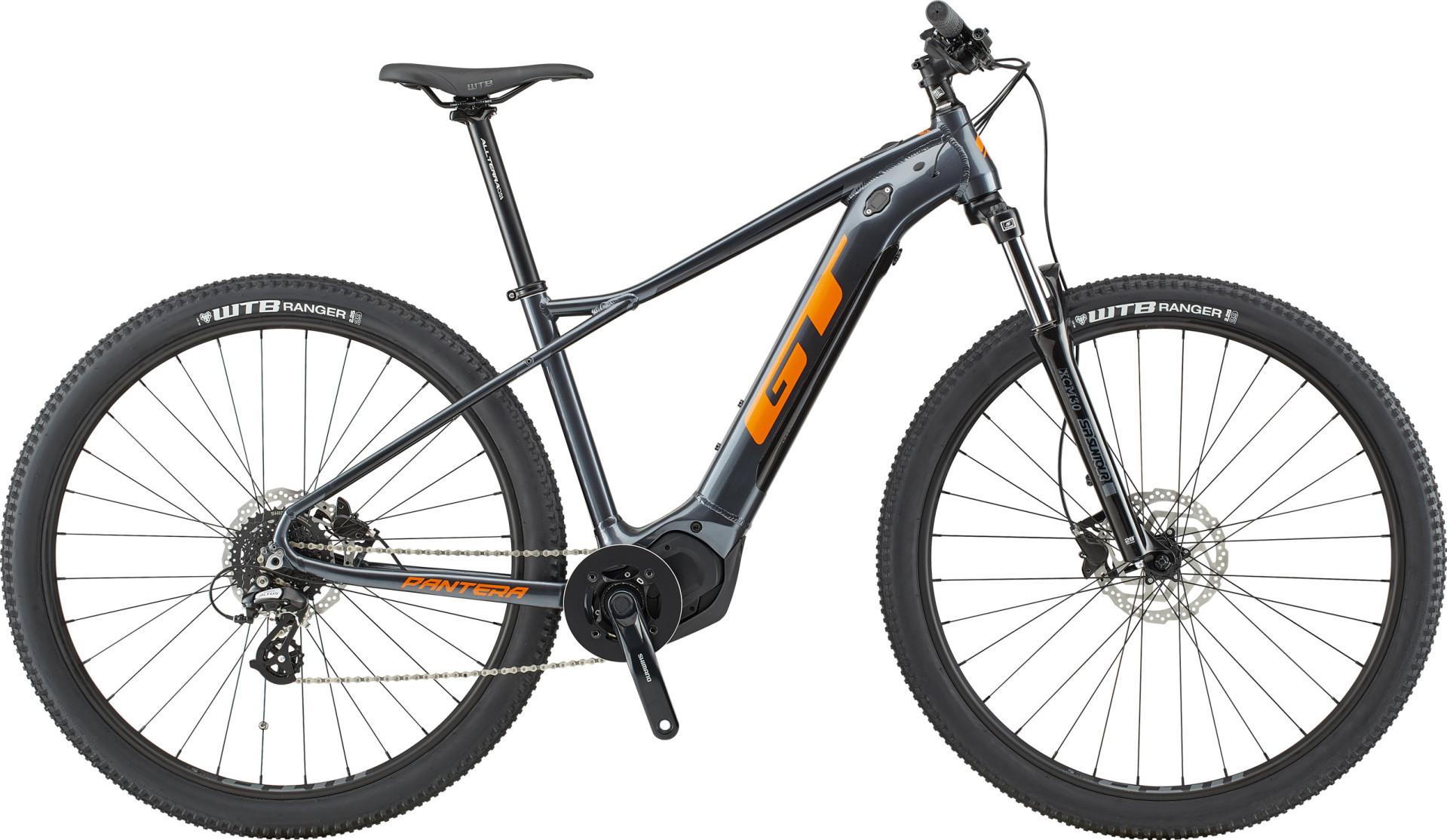 """GT e-Pantera Dash férfi 29"""" MTB pedelec kerékpár - szürke - L (2020)"""