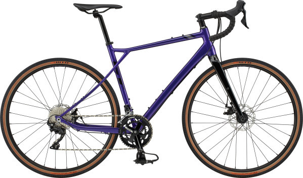 GT Grade Expert gravel kerékpár - lila - 48 cm (2020)