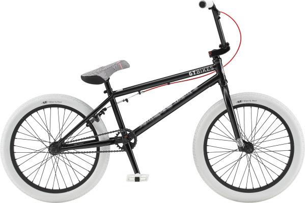 GT Performer BMX kerékpár - fekete (2020)