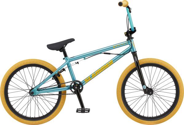 GT Slammer BMX kerékpár - türkiz (2020)
