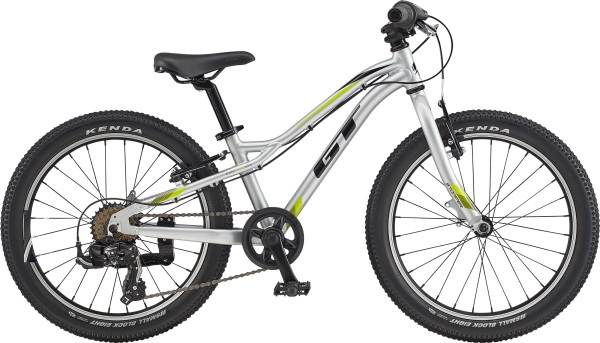 """GT Stomper Ace 20"""" gyermek kerékpár - ezüst (2020)"""