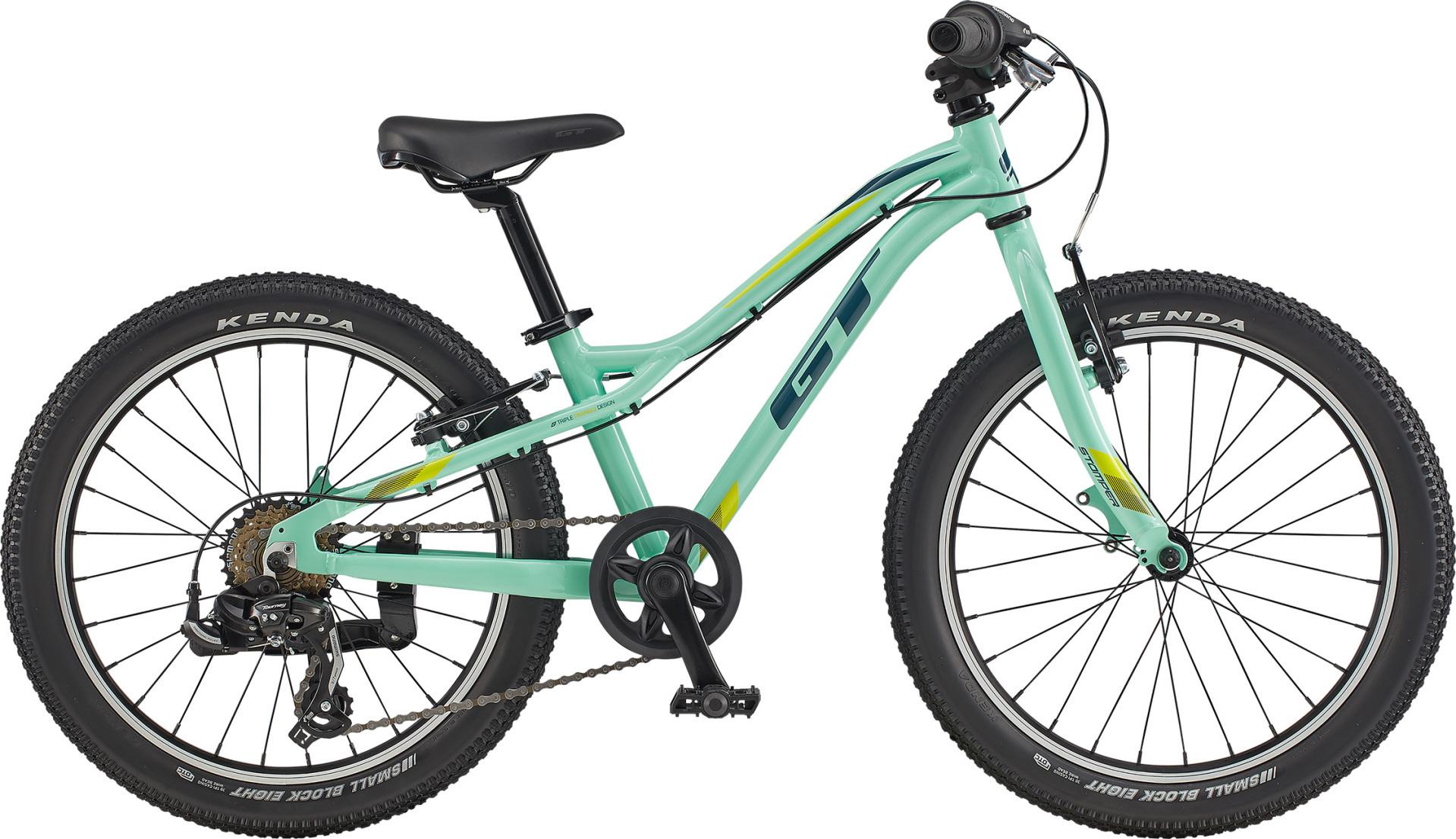 """GT Stomper Ace 20"""" gyermek kerékpár - menta (2020)"""