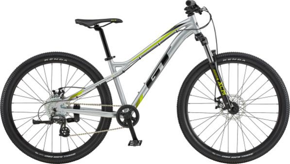 """GT Stomper Ace 26"""" fiú MTB kerékpár - ezüst (2020)"""