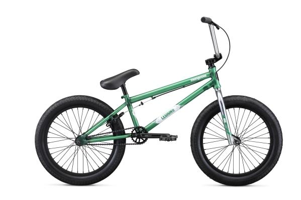Mongoose Legion L60 BMX kerékpár - zöld (2020)