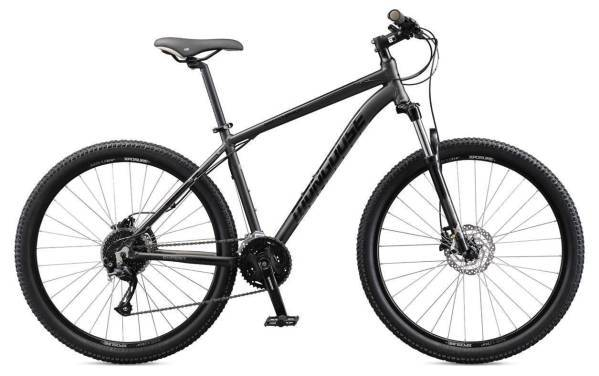 """Mongoose Switchback Expert férfi 27,5"""" MTB kerékpár - fekete - L (2019)"""