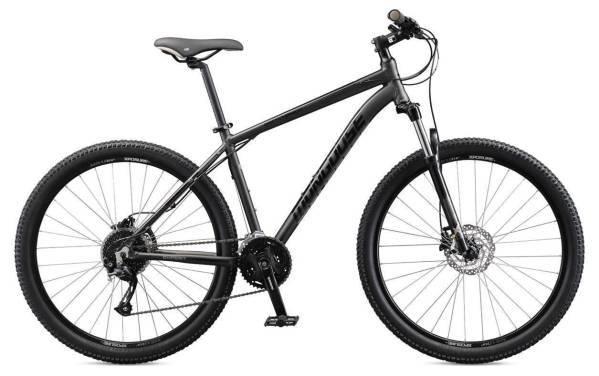 """Mongoose Switchback Expert férfi 27,5"""" MTB kerékpár - fekete - M (2019)"""
