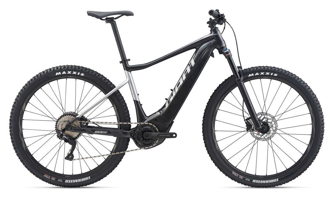 """Giant Fathom E+ 2 Pro férfi 29"""" MTB pedelec kerékpár - fekete - XL (2020)"""