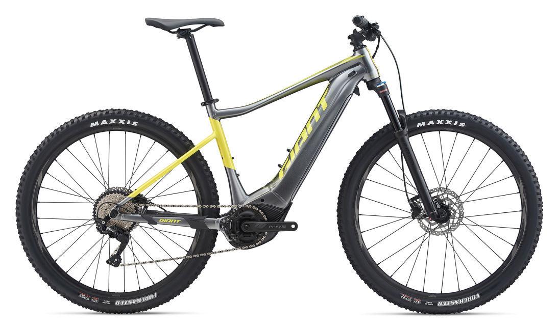 """Giant Fathom E+ 2 Pro férfi 29"""" MTB pedelec kerékpár - szürke - S (2020)"""
