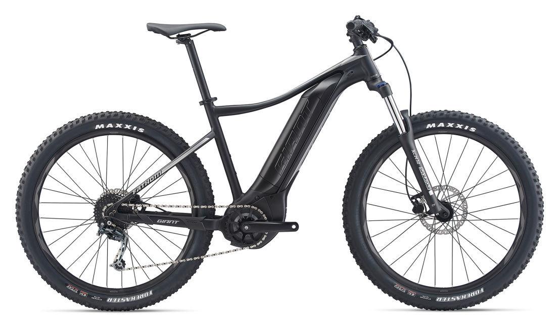 """Giant Fathom E+ 3 Power férfi 27.5"""" MTB pedelec kerékpár - fekete - S (2020)"""